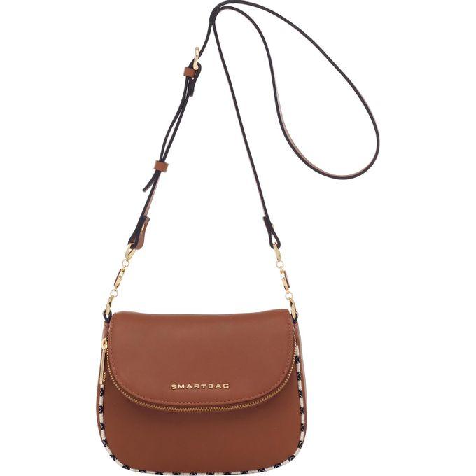 Bolsa De Especias Pequeña : Bolsa pequena couro smartbag whisky preto