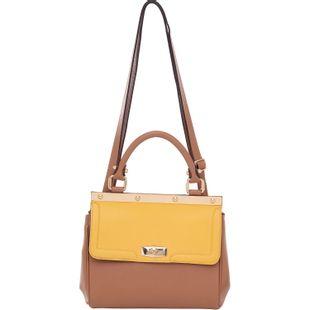 79025.16-Bruni-Bicolor-Camel-Amarelo-frt
