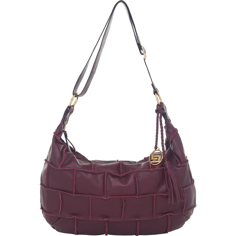 dfe1abb38 Bolsa Couro Transversal Vinho Smartbag - 72104 - Smartbag