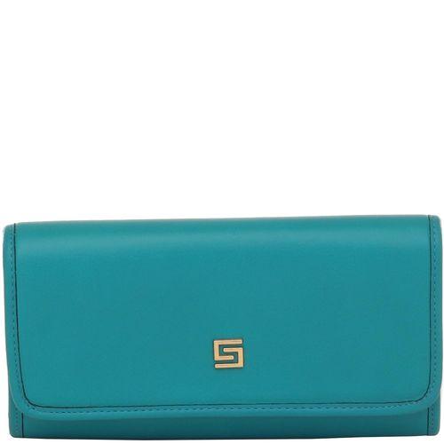 78015---Bolsa-Clutch-Couro-Soft-Esmeralda---Frt