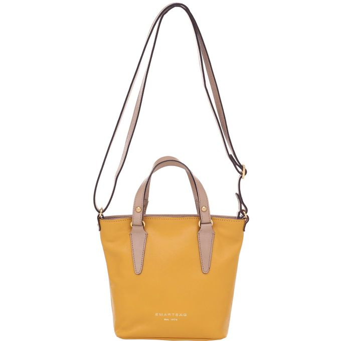 77014---Bruni-Bicolor-Amarelo-Taupe---frt