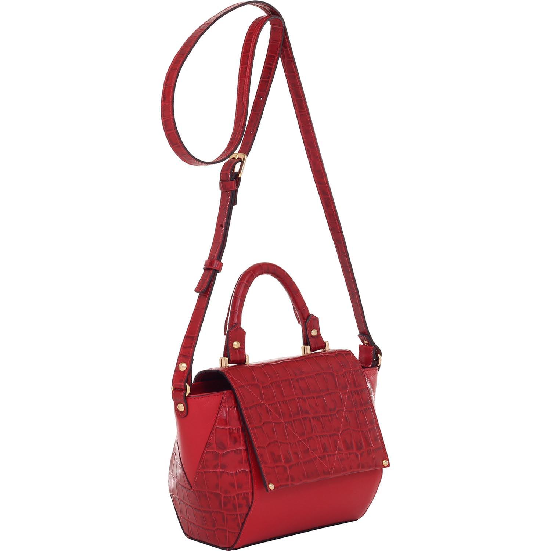 e6ed57a3b Bolsa Couro Smartbag Alça de Mão Croco Vermelho - 79023.16. Previous.  Loading zoom · Loading zoom · Loading zoom
