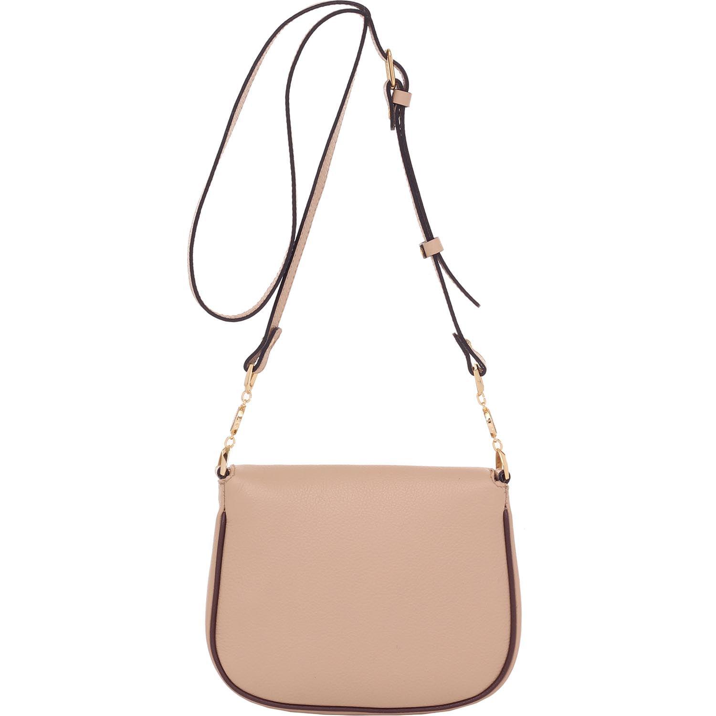 e899d358929d3 Bolsa Pequena Couro Smartbag Areia Chocolate - 79015.16. Previous. Loading  zoom