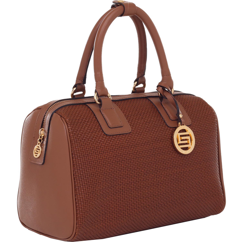 1e8e0bea2 Comprar Bolsa Couro Baú Tresse Castor - Smartbag