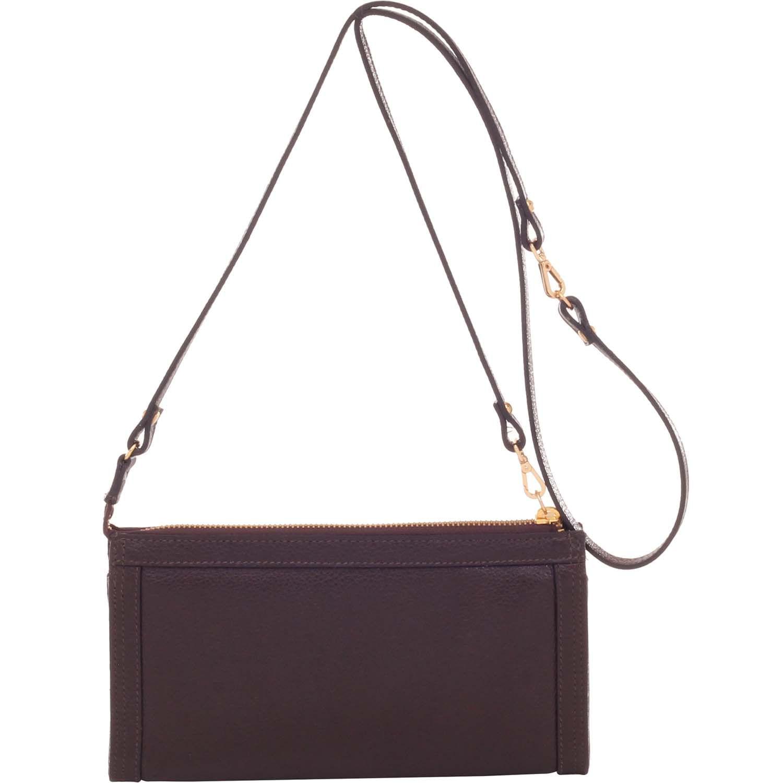 805674432 Bolsinha Smartbag Couro Chocolate - 71016.17. Previous. Loading zoom
