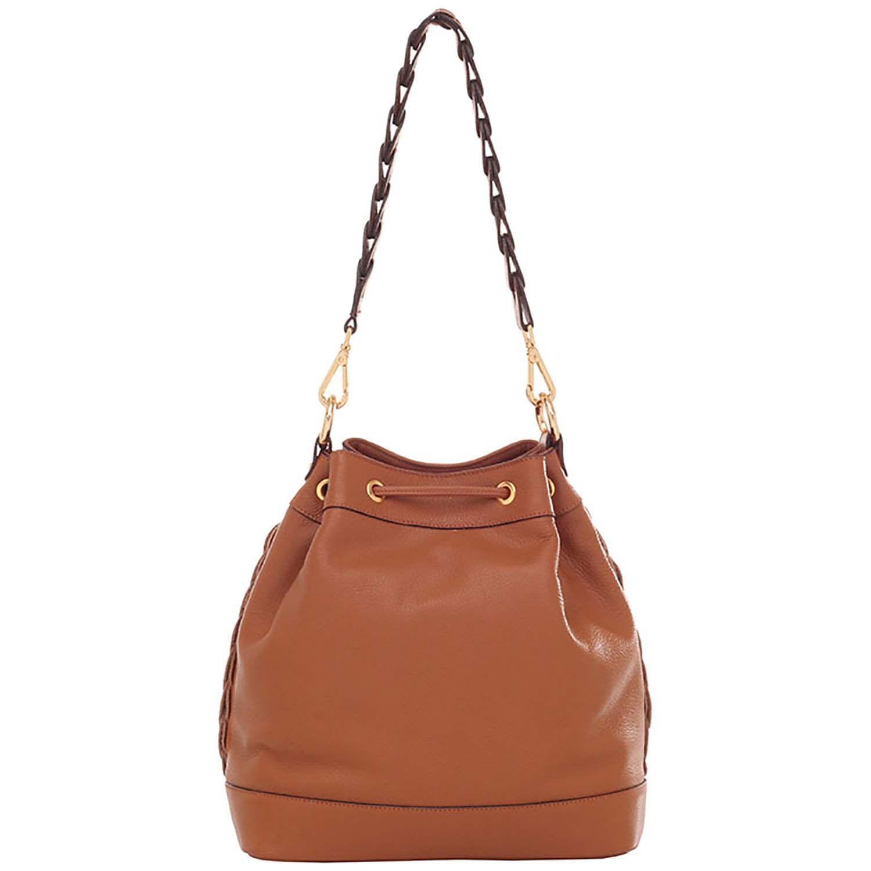 Bolsa Saco Smartbag Couro Whisky - 71102.17. Previous. Loading zoom 0a9e0a5821f