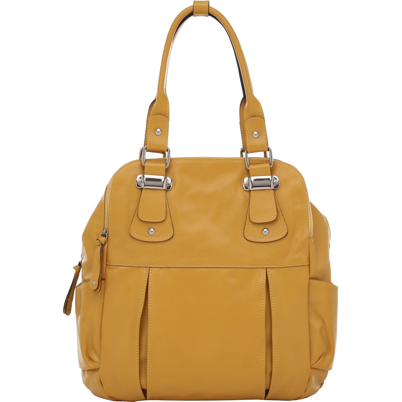 b50dc7453 Bolsa de Couro Smartbag Tiracolo Amarela - 75021. Previous. Loading zoom ·  Loading zoom