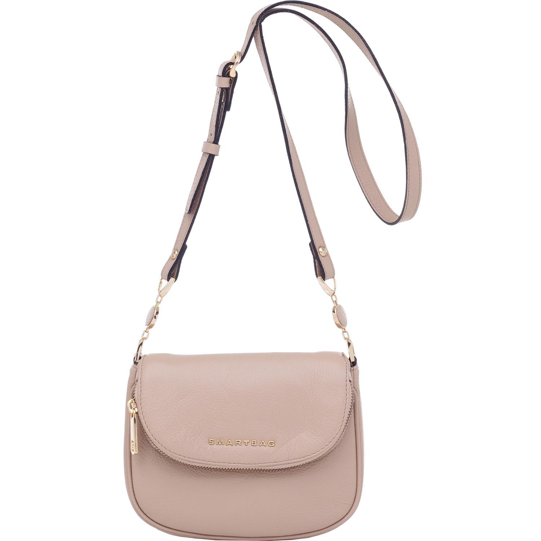 37dea4af03112 Bolsa Pequena Couro Smartbag Areia - 79015.16. Previous. Loading zoom ·  Loading zoom