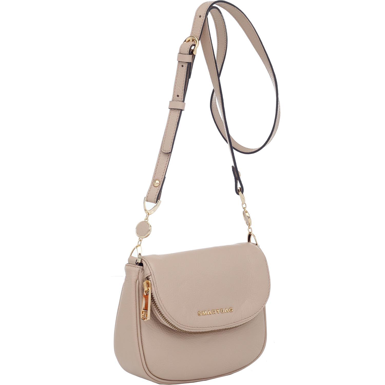 204b84933ace0 Bolsa Pequena Couro Smartbag Areia - 79015.16. Previous. Loading zoom ·  Loading zoom · Loading zoom