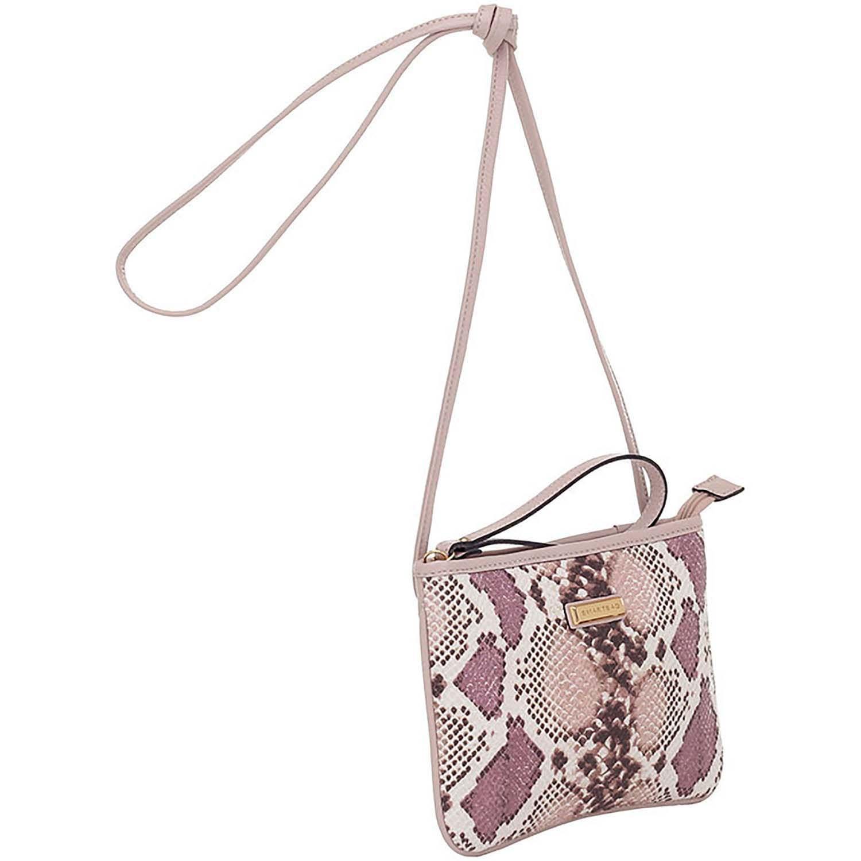 bba2a5dbf65 Mini Bolsa Smartbag Pyton Rosê Nude - 73142.18 - Smartbag