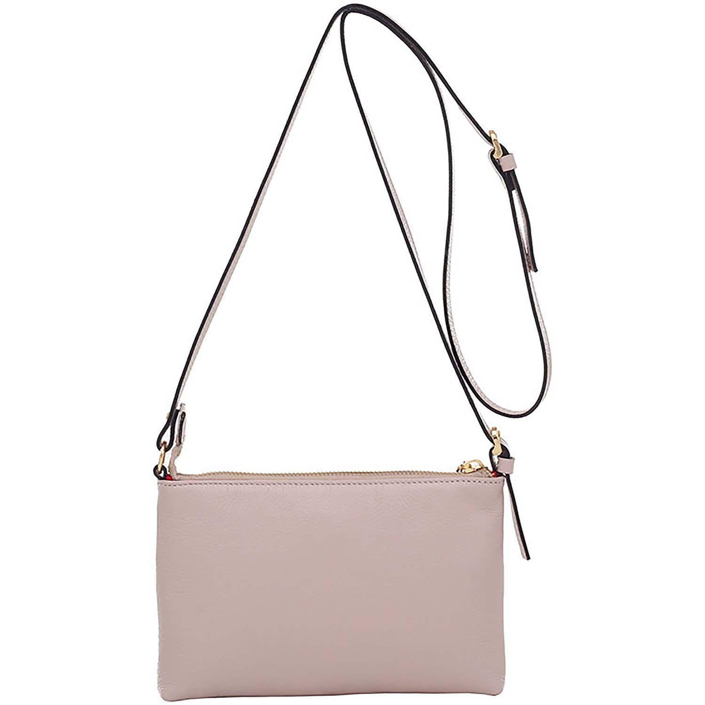 db9b9bfe602 Bolsa de Couro Python Rose Nude - Smartbag