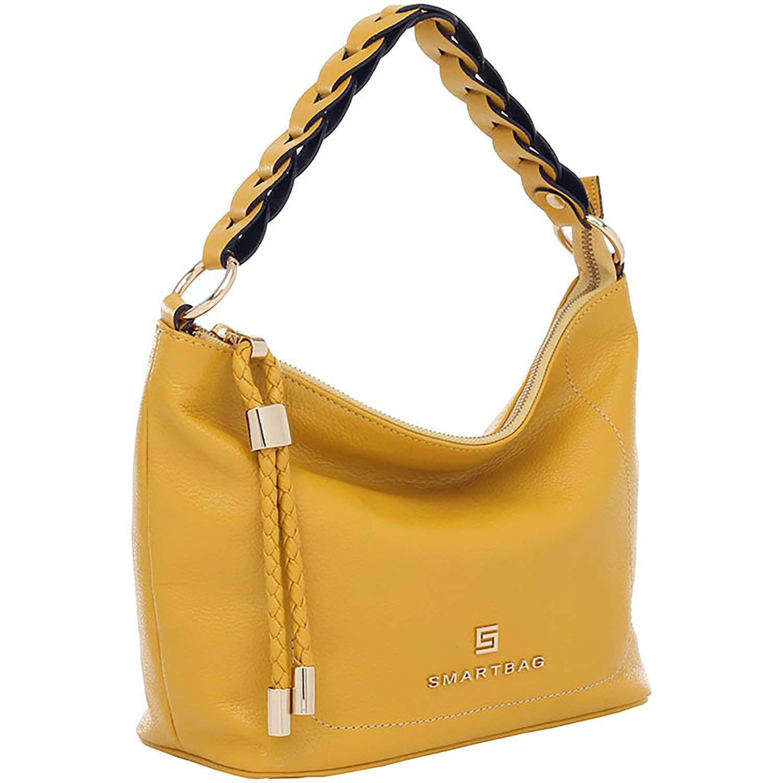 a8eb3d9aa Bolsa Smartbag Couro Amarelo Tiracolo - 73174.18. Previous. Loading zoom ·  Loading zoom · Loading zoom