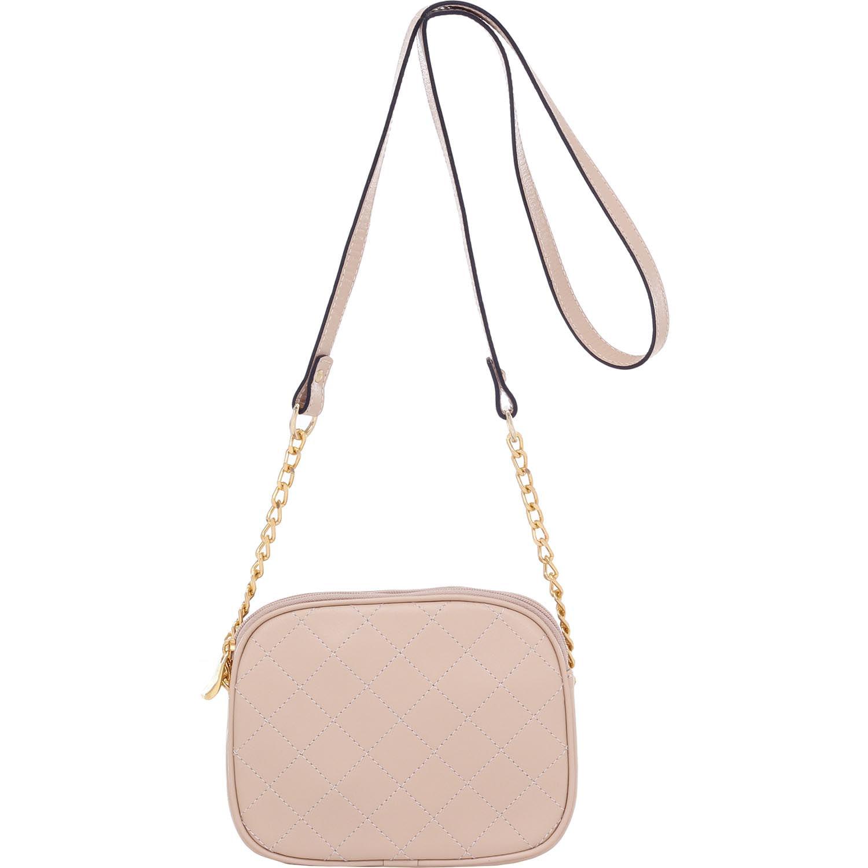 d4047fcbfd Bolsa Transversal Smartbag Couro Natural - 78008.15. Previous. Loading zoom  · Loading zoom