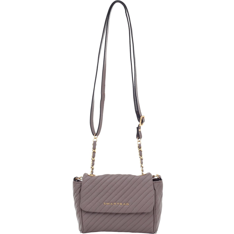 90b9716c42 Bolsa Transversal Smartbag Couro Nozes - 78139.16. Previous. Loading zoom ·  Loading zoom