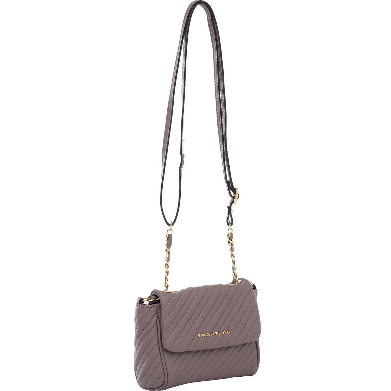 2c0a839708 Bolsa Transversal Smartbag Couro Nozes - 78139.16. Previous. Loading zoom ·  Loading zoom · Loading zoom