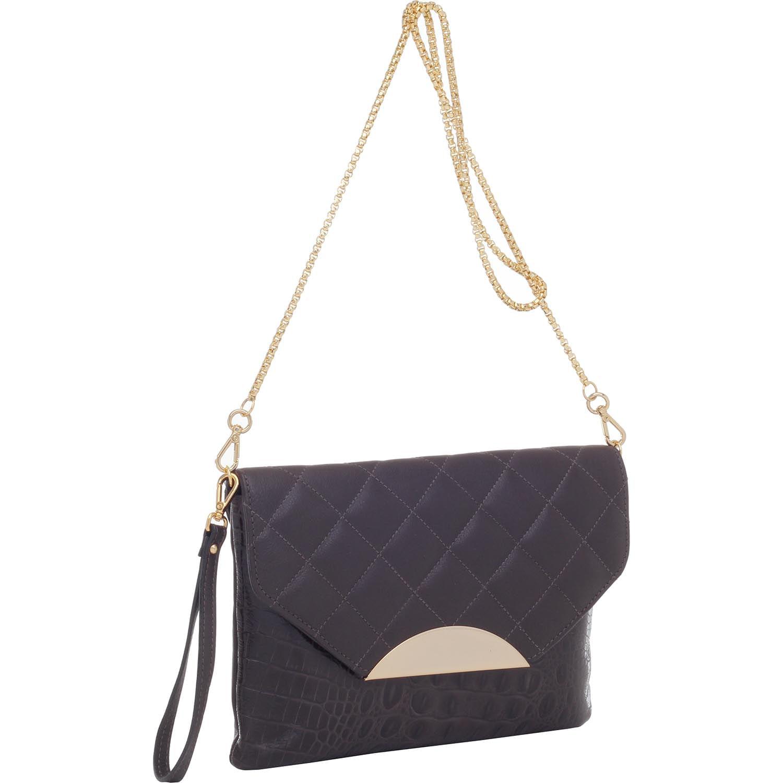 fd00518ee Bolsa Transversal Smartbag Couro Chocolate - 70632.16. Previous. Loading  zoom · Loading zoom · Loading zoom