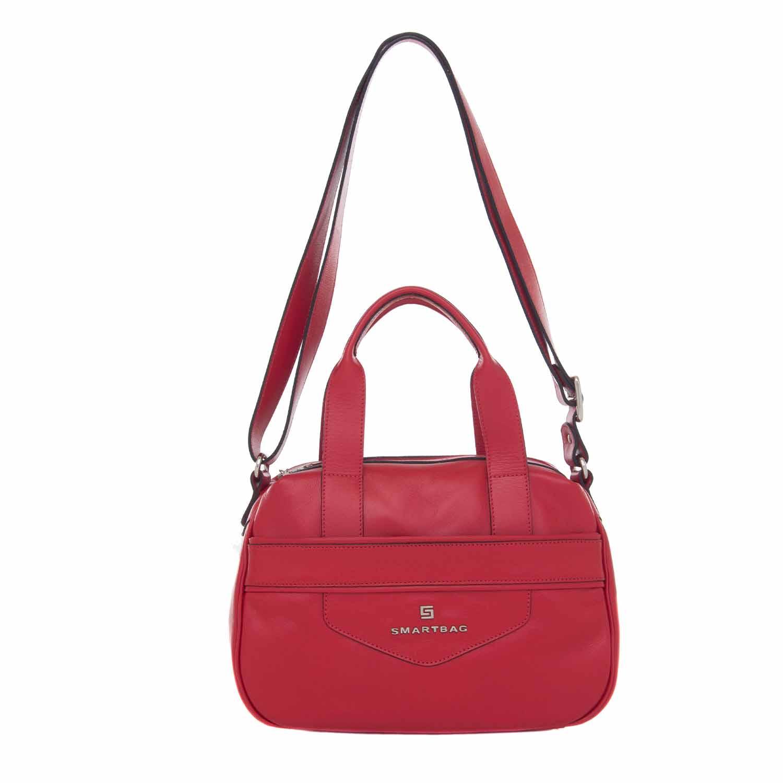 132d33a3e Bolsa Alça de Mão Couro Vermelho - 75107. Previous. Loading zoom · Loading  zoom