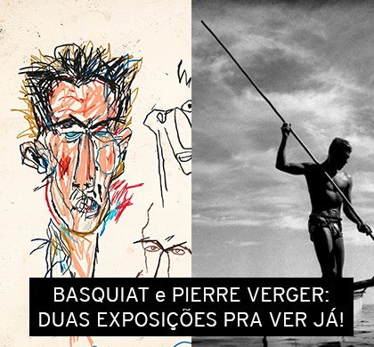 Basquiat e Verger