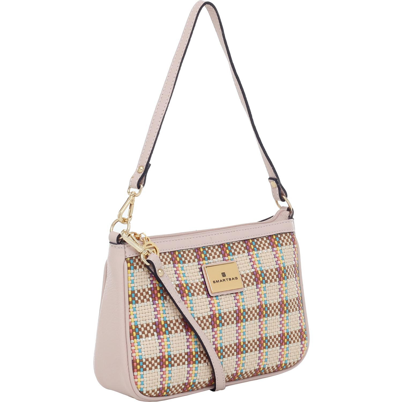 340472685 Bolsa Transversal Tresse Colors Nude 79010.16 - Smartbag