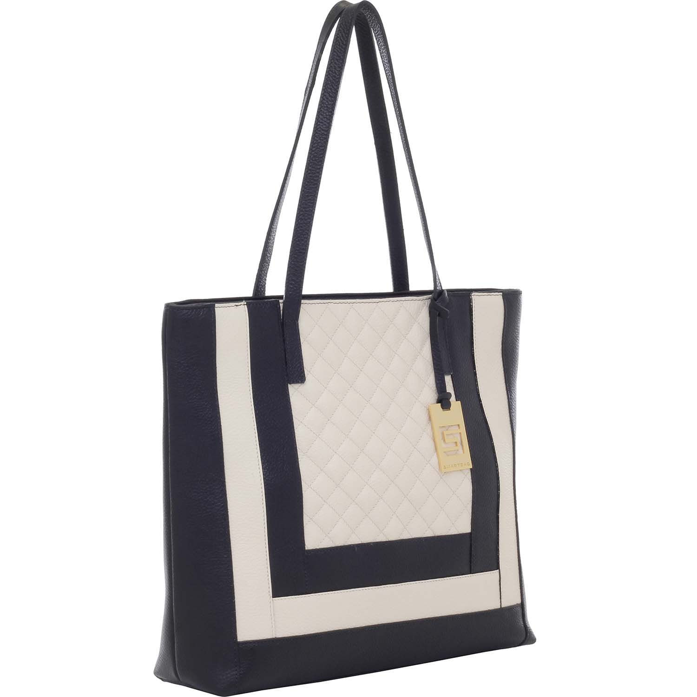eb13fd3252 Bolsa Tiracolo Couro Preto Manteiga - Smartbag