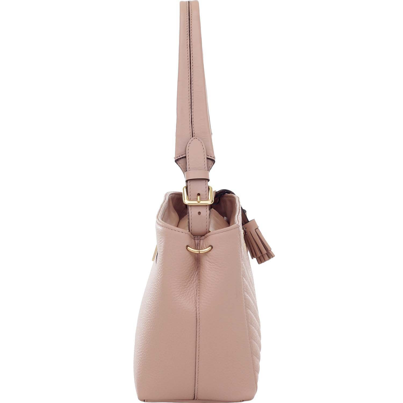 e848f73b7 Bolsa Tiracolo Couro Pele - Smartbag