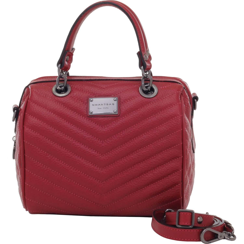 4c6b8cdf0 Bolsa Alça de Mão Couro Vermelho - 74066.18. Previous. Loading zoom ·  Loading zoom