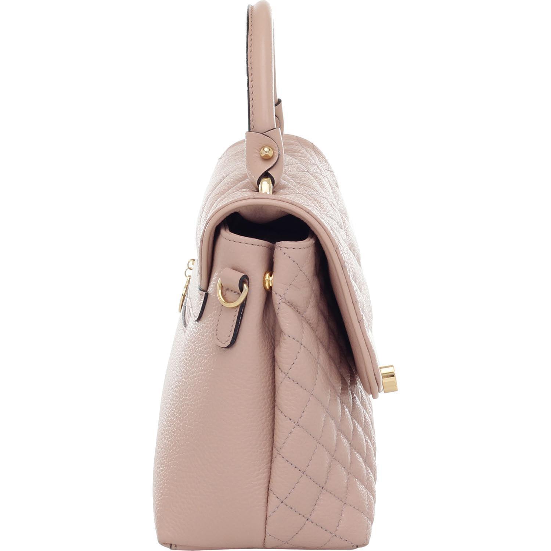 52d6bc3b1 Bolsa Alça de Mão Smartbag Couro Nude - 75029.19 - Smartbag