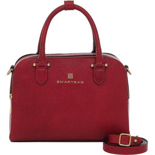 Bolsa-Smartbag-Couro-lezard-Vermelho-74213.18-1