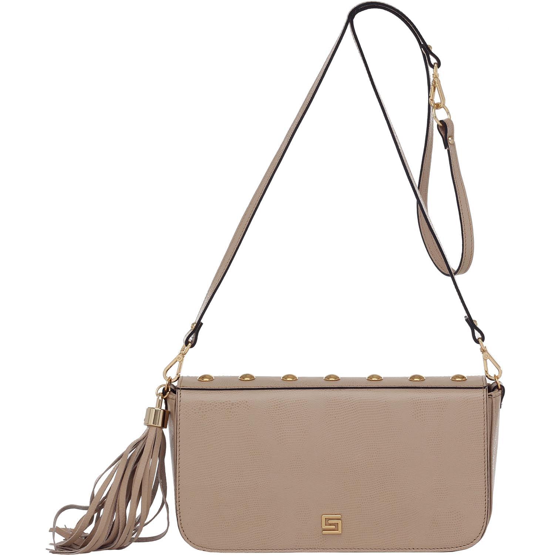 101c7db88 Bolsa Transversal Smartbag Couro Areia - 79173.16 - Smartbag