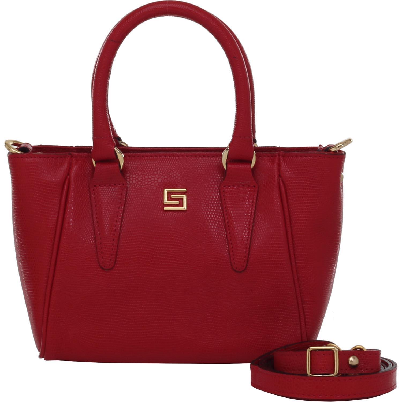 c5f9bda1b Bolsa Alça de Mão Smartbag Couro Vermelho - 79179.16. Previous. Loading  zoom · Loading zoom