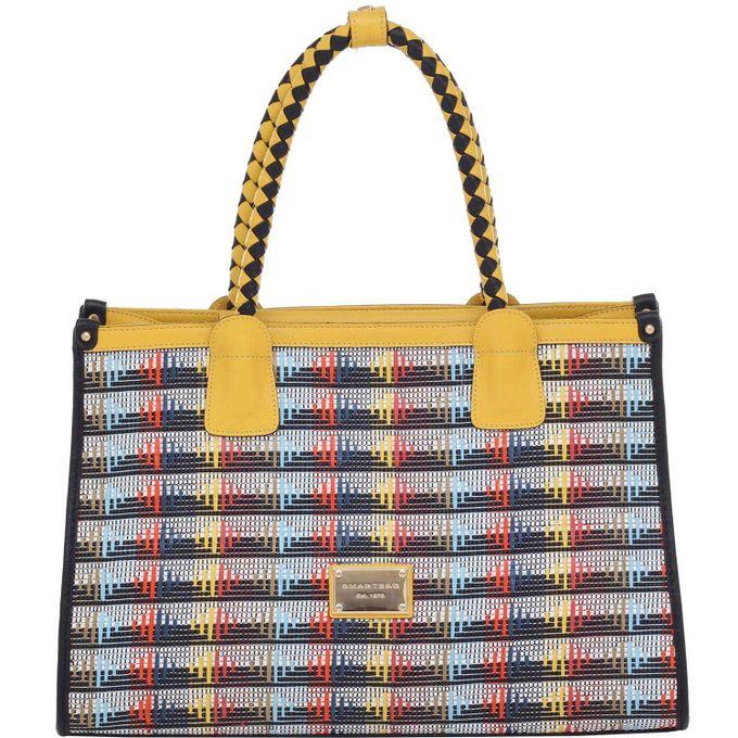 Bolsa-Tiracolo-Smartbag-Tresse-color-Amarelo---71525.17-1