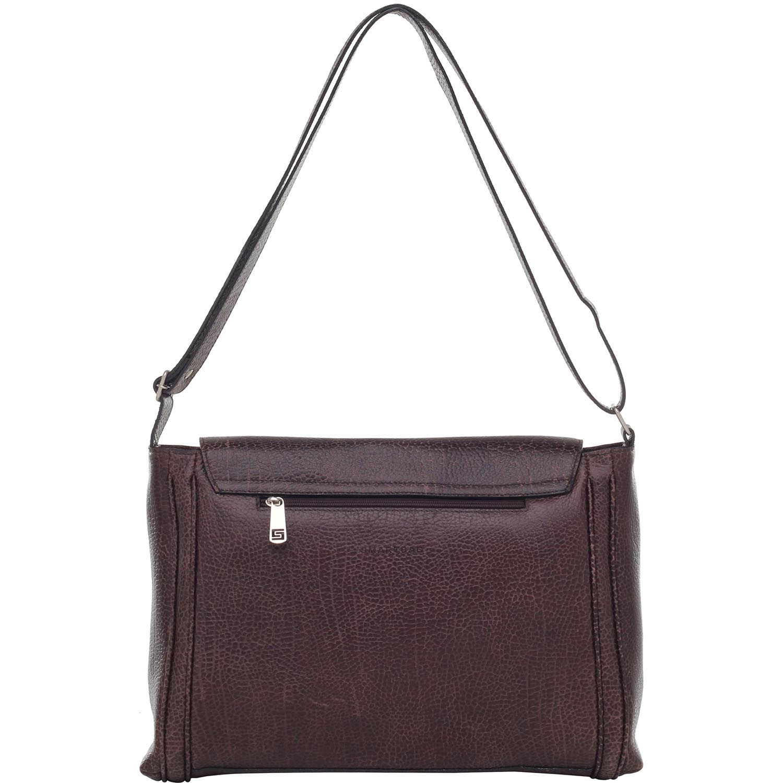 9771ec243dd5d Bolsa Tiracolo Smartbag Big Couro Café - 76103.14. Previous. Loading zoom