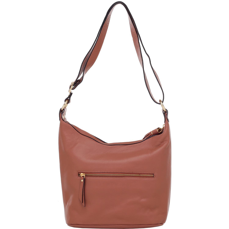 ee8dec1d5 Bolsa Transversal Smartbag Couro Caramelo - 78059.15. Previous. Loading zoom