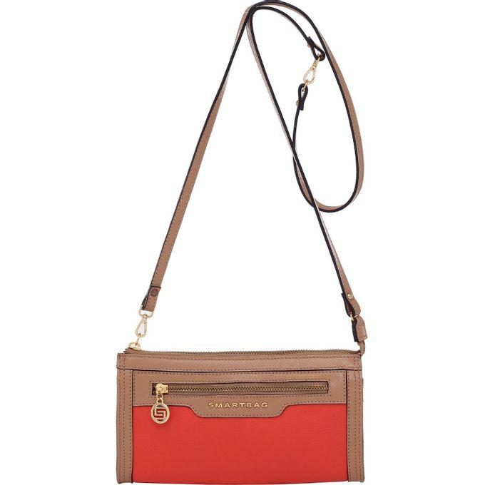 Bolsinha-Smartbag-couro-laranja-camel---71546.17-1