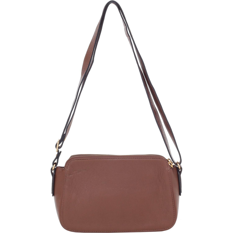 86a7c65f1 Bolsa Transversal Smartbag Croco Conhaque - 78017.15 - Smartbag