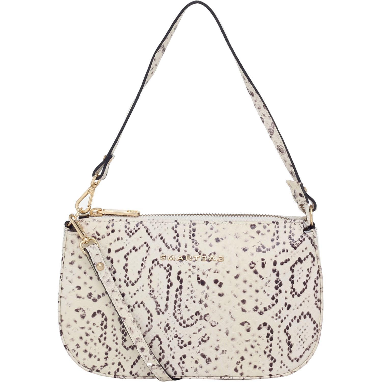 56256a5700 Bolsa Transversal Smartbag Couro Phyton Natural - 78011.15. Previous.  Loading zoom · Loading zoom