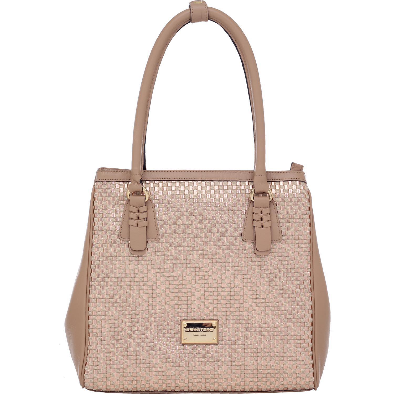 dc6a88566c2 Bolsa Tiracolo Smartbag Tresse Natural Rose Amendoa - 78145.15 ...