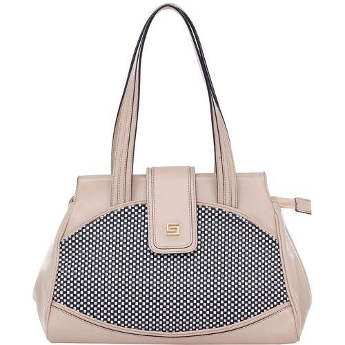 Bolsa-Smartbag--tresse-preto-branco-Pele----75046.14-1