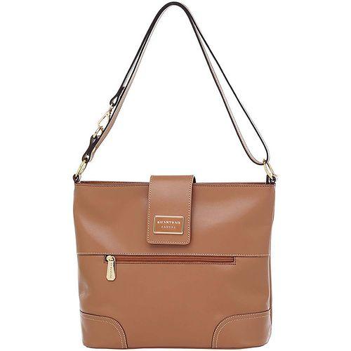 89a749e37 Bolsa Tiracolo Smartbag Casual Couro Caramelo - 76248.19