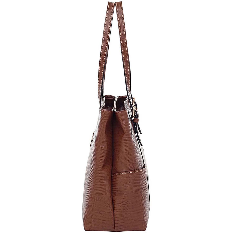 7a14e4273 Bolsa Tiracolo Smartbag Casual Lezard Sela - 76274.19 - Smartbag