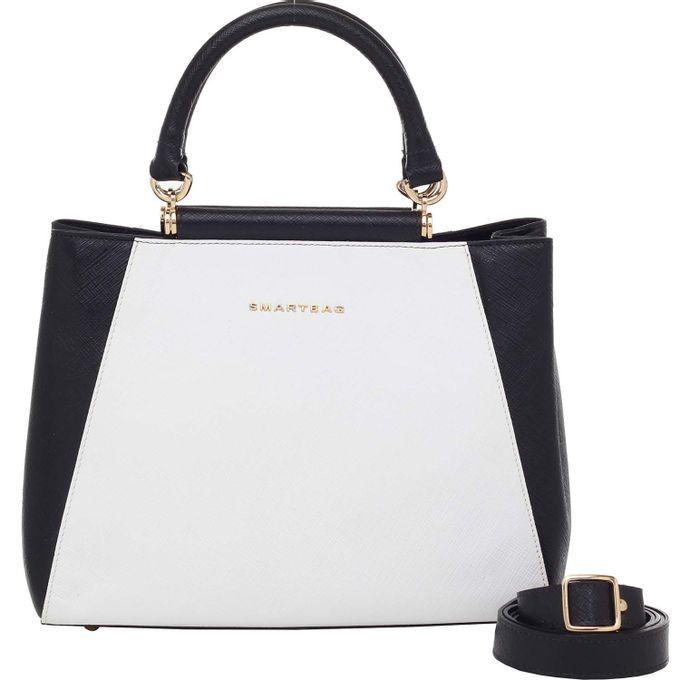 Bolsa-Smartbag-Couro-safiano-preto-e-branco-79053.16-1