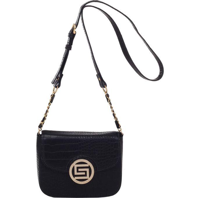 Bolsa-Smartbag-Couro-croco-Preto-70083.16---1
