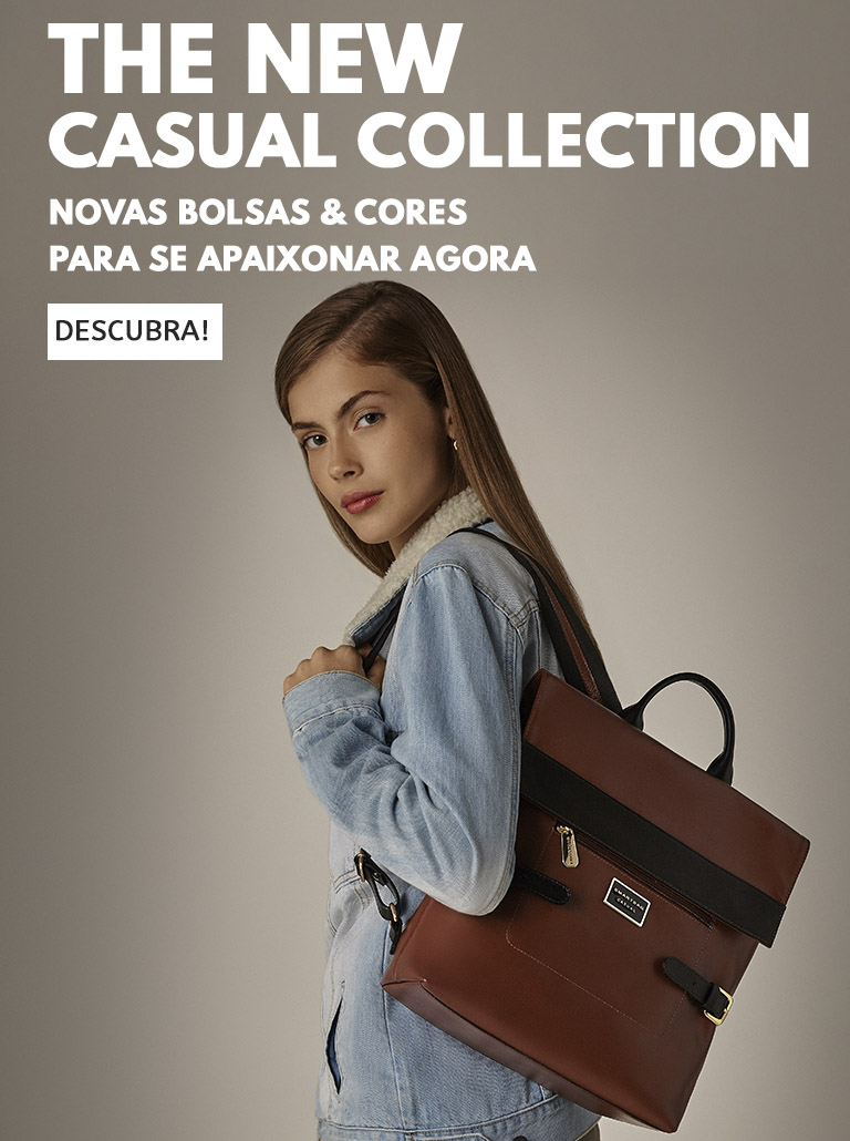 Banner The New Casual Collecton