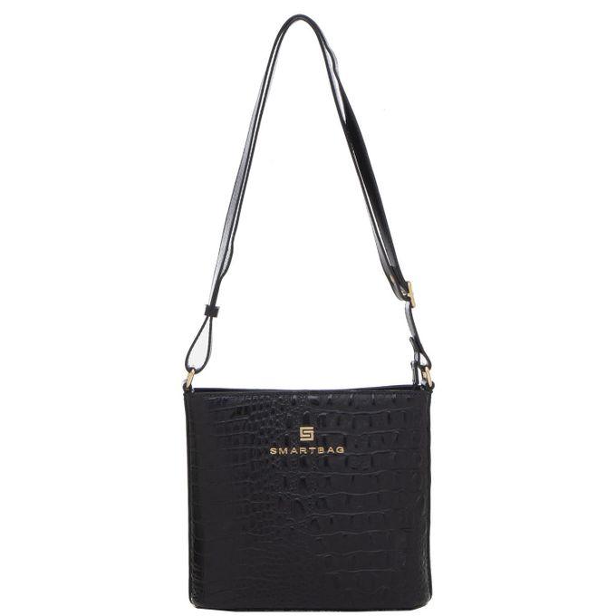 Bolsa-Smartbag-Couro-croco-Preto-75065.19-1