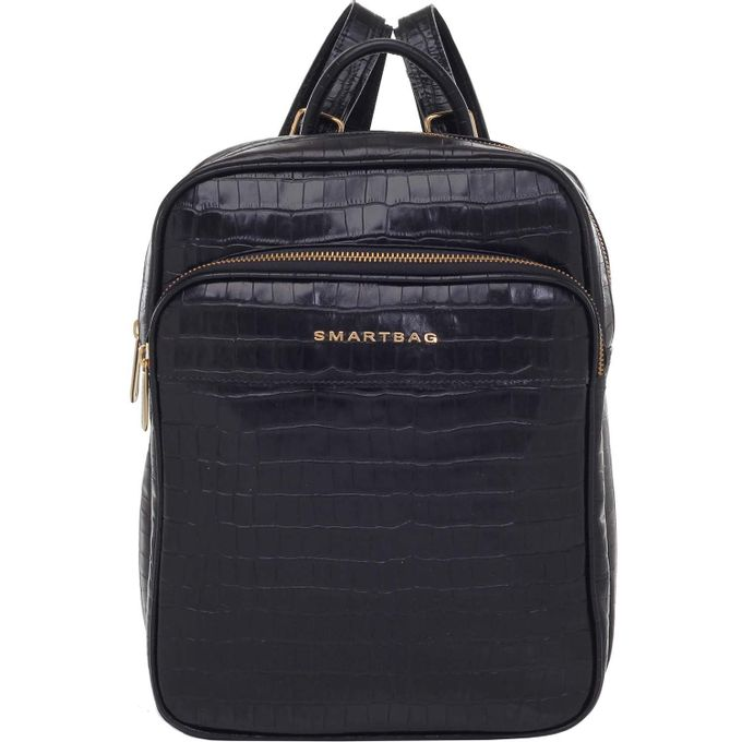 Bolsa-Smartbag-Couro-croco-Preto-79185.16---1